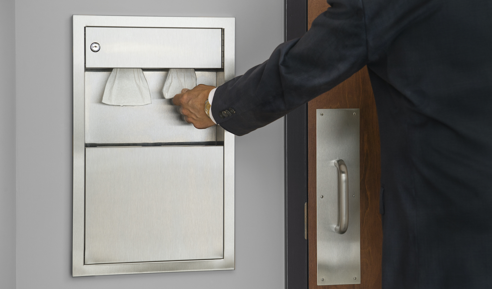 Safe-Touch System Dispenser